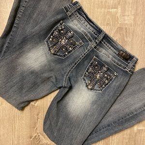 Natural Reflections Jeans